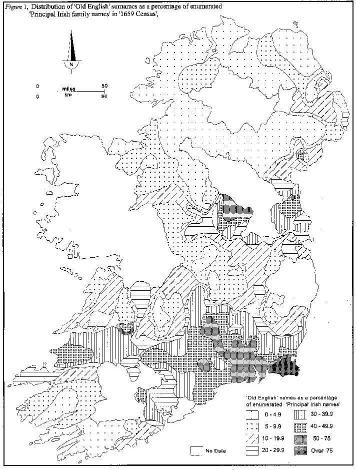 doi  atlas of family names in ireland  home